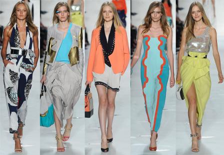 Тенденции моды весной 2013 года