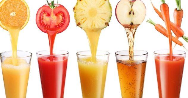 5 самых полезных соков