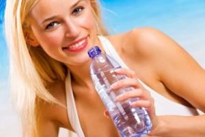 pityevaya voda 300x200 Принципы правильного питания для похудения. 35 шагов к здоровью!